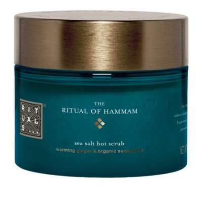The Ritual of Hammam - body scrub 450 g